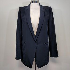 Ann Taylor Modern Tuxedo Jacket